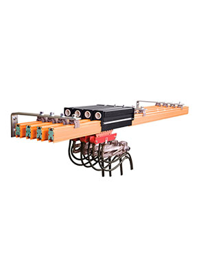 Accessories and power systems for cranes and container cranes