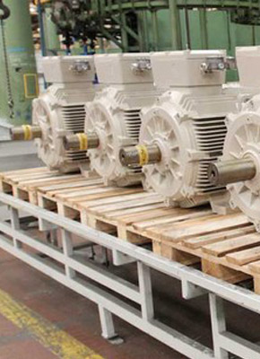 Electric motors ac/dc