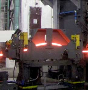 Hot rolling mills – Steel