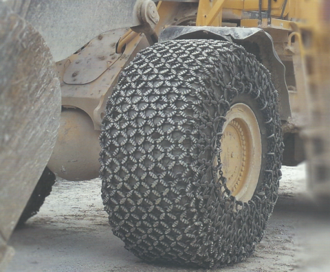 Chain systems for excavators