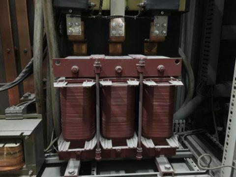 BT/MT reactors and capacitors